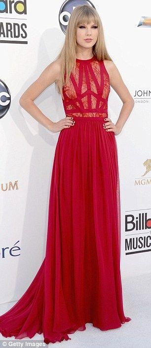 Taylor Swift Billboard Music Awards
