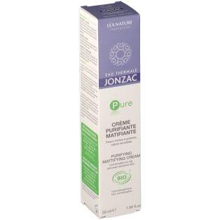 Eau Thermale Jonzac Crème purifiante matissante (NF)