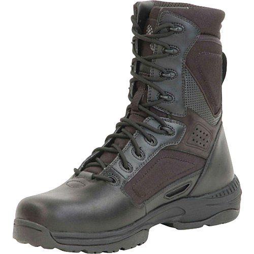 Altama Footwear Men S 8 Exospeed Ii Combat Boots Black Leather 10 5 M Us Http Authenticboots Com Altama Footwear Mens 8 Exo Military Boots Boots Boots Men