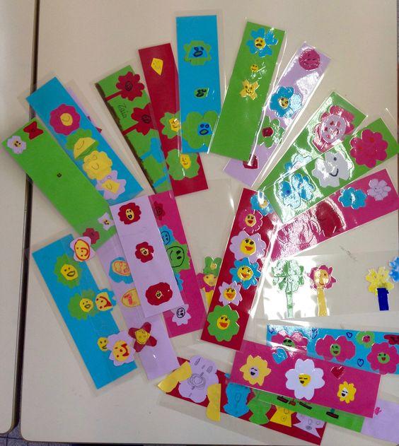 ... mères avec Murakami  Bricolages enfants  Pinterest  Marque page