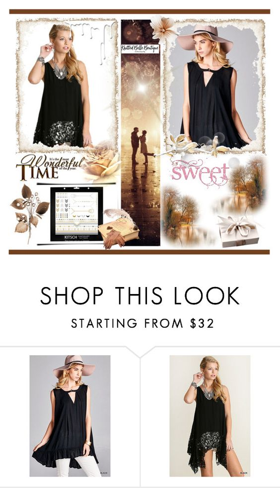 """""""II  - Knitted belle boutique #19"""" by hetkateta ❤ liked on Polyvore featuring JODIFL, Umgee, Kitsch, Nivea, polyvoreeditorial and knittedbelle"""