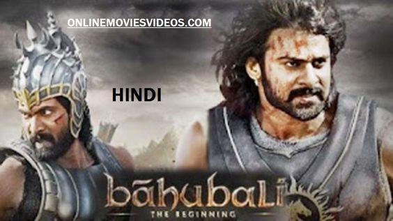 Baahubali The Beginning Full Movie Online English Sub