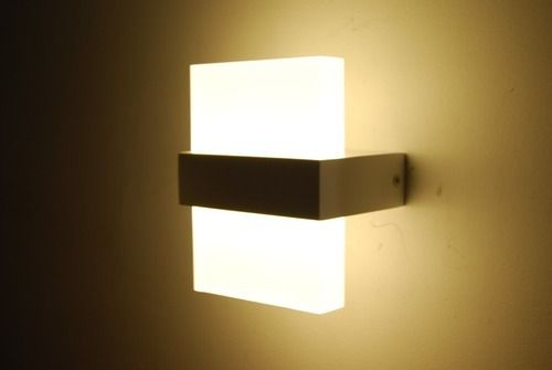 Space Saving Lighting Accents With Wall Lights Decorative Wall Lights 10 W Rs 1000 Piece Nilkanth Corpo Recessed Wall Lights Wall Lights Wall Lamps Bedroom