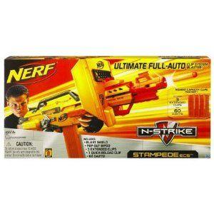 Amazon.com: Hasbro Nerf Stampede ECS-50 HSB94665: Toys & Games