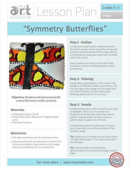 Lesson Plans Art Elements And Shape On Pinterest