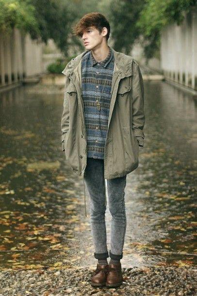 coat clothes model models male men shoes cheap monday asos paris