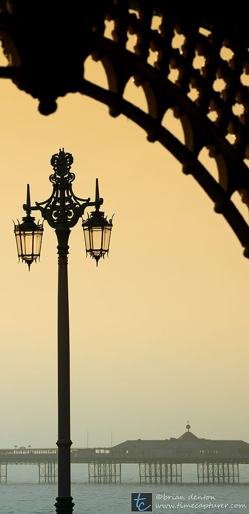 Brighton Lights By Brian Denton On