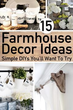 Top DIY Decorative Accent