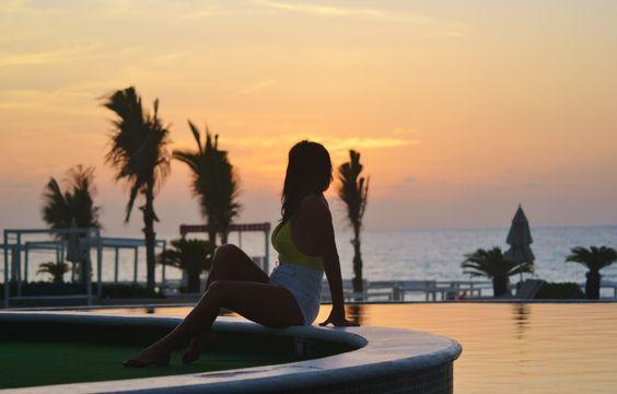 Start enjoying Mexican paradise! #SandosCancun  ¡Empieza a disfrutar del paraíso en Sandos Cancún! #ParaísoMexicano