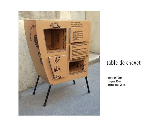 Table de chevet