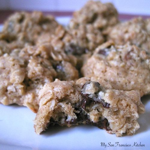 San francisco chocolate chip cookies recipe