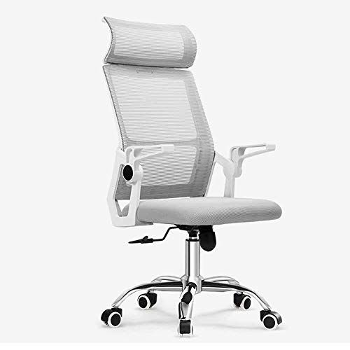 Wxf Ergonomic Office Chairs Executive High Back Adjustable Seat Height With Armrests Headrest And Lumbar Su Office Chair Ergonomic Office Chair Lumbar Support