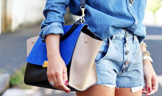 Meninas, que tal um look all jeans para inspirar a quarta feira?! Acho que o material esta sempre na moda e vai bem em várias ocasiões: momentos relax, almoços de trabalho, festinhas, enfim… No meu caso, estou muito despojada e pronta para um sábado com a family, que o conforto é indispensável né?! Olhem só… … Continuar lendo Meu look – All jeans!