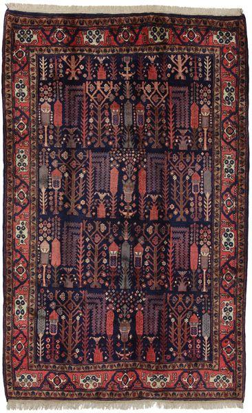 Bijar - Kurdi Persian Carpet    unq1527-814   CarpetU2   156x245