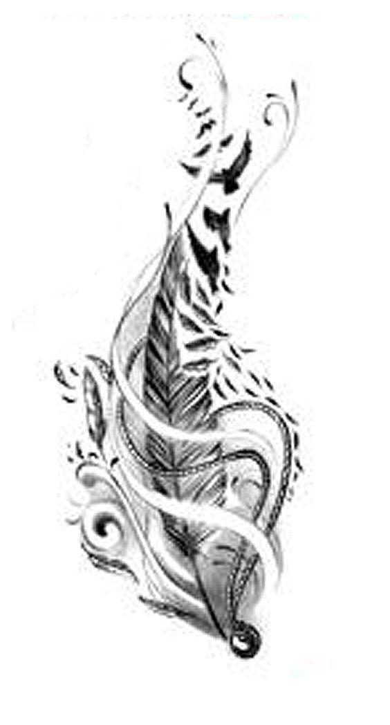 tatouage phoenix avant bras. Black Bedroom Furniture Sets. Home Design Ideas