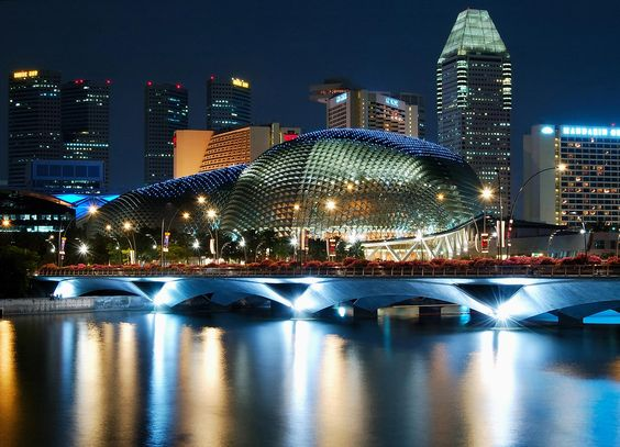 What a City: Singapur!