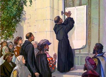 Bildergebnis für martin luther reformation 95 theses