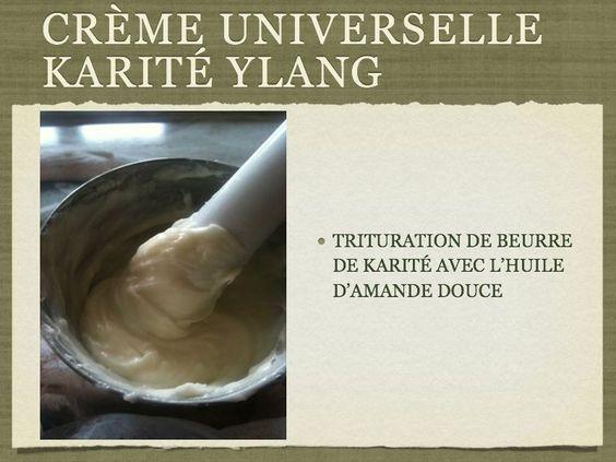 Crème beurre de karité