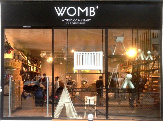 Womb Store In Paris Magasin Womb Paris 93 Rue Reaumur 75002 Paris Womb Deco Paris