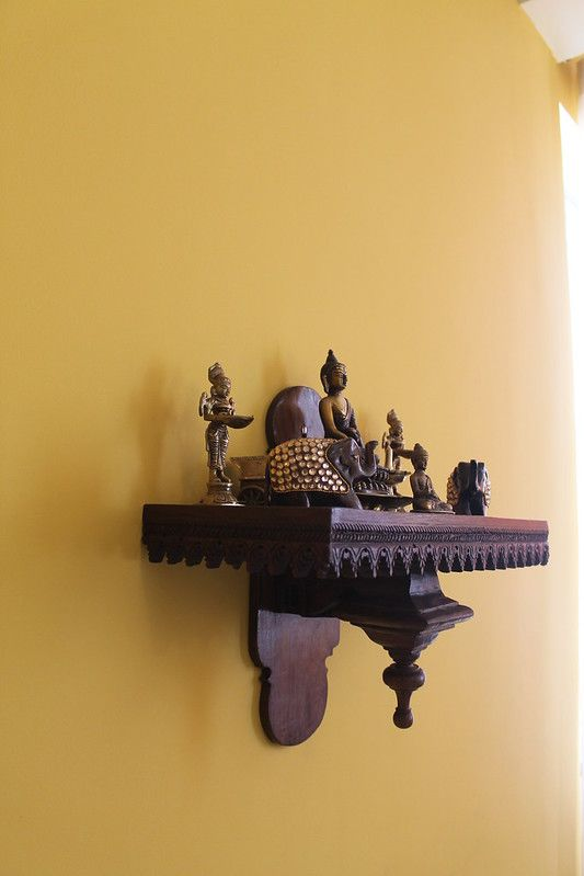10 Traditional Pooja Room Designs From A Designer Pooja Room Design Living Room Decor Apartment Simple Living Room Decor