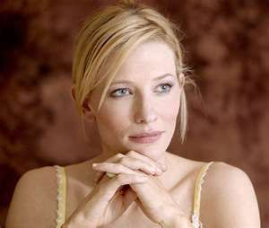 Cate Blanchett- possibly the most talented actress of the current era. Elegant, stunning and oh so talented!