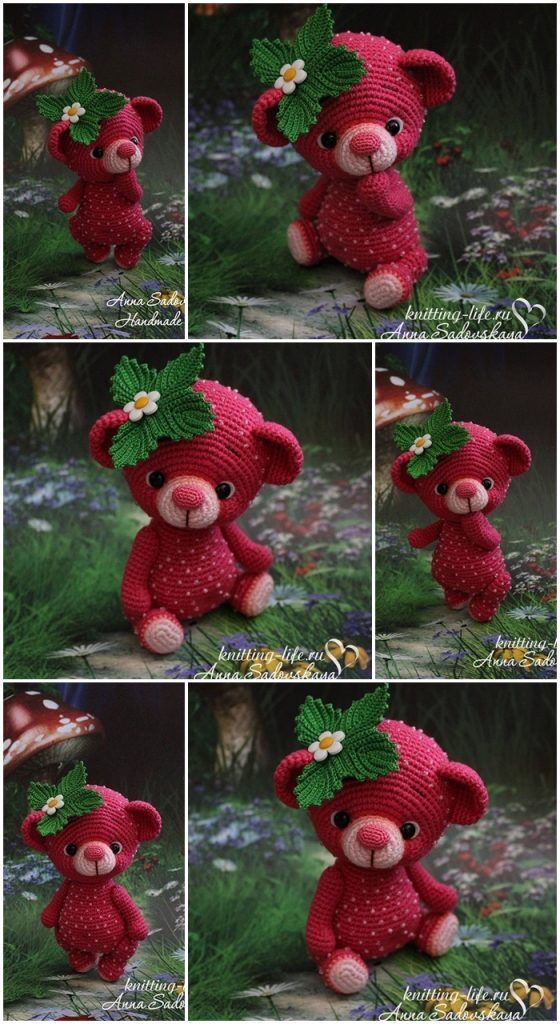 Cuddle Me Bear amigurumi pattern | Crochet bear, Crochet teddy ... | 1024x560
