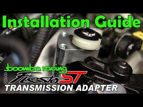 Ford Focus St Short Shifter Transmission Adapter Plate Combo Ford Fiesta St Transmission Fiesta St