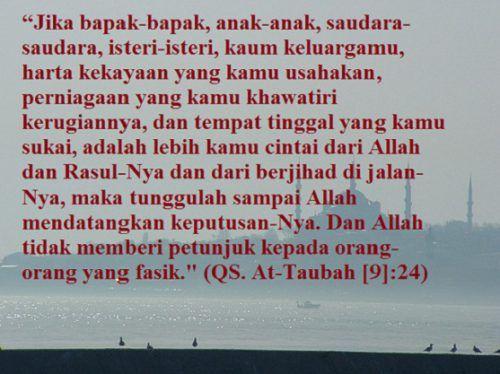 Kata Mutiara Islam Cinta Allah Ragam Muslim Dengan Gambar