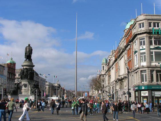 O'Connell Street, Dublín