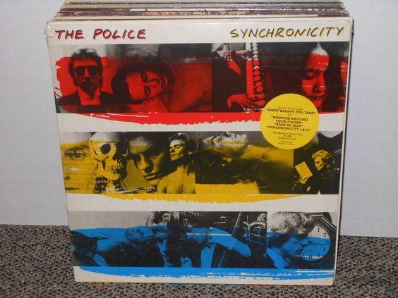 1983, el disco más exitoso de The Police.