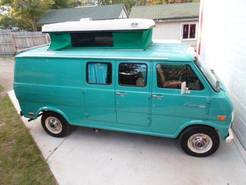 1969 Ford 300 Econoline