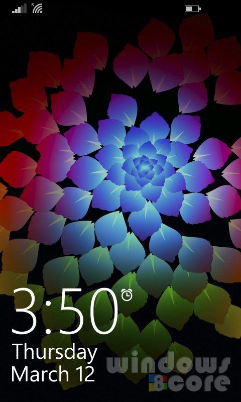 Windows 8 Start Screen Wallpaper
