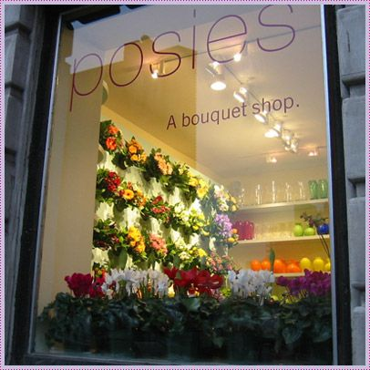 Posies is located in the Upper Westside 366 Amsterdam Avenue (Between 77th and 78th) Tel: 212.721.2260 Mon-Sat 9:00am–8:00pm Sunday 9:00am–7...: