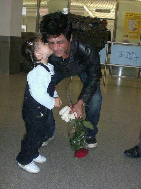 Awwww! SRK