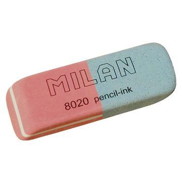 La Milán roja y azul para lápiz y bolígrafo.