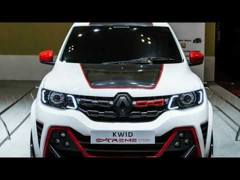 Renault Kwid Extreme Study Edition Launched In India Price Inr 6 3 Lakh Ex Showroom Delhi Youtube New Renault