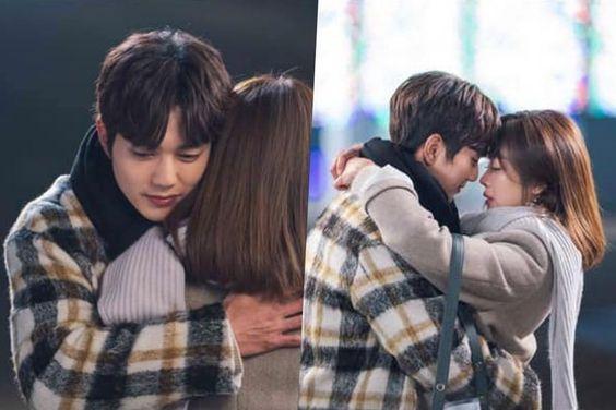 "Yoo Seung Ho And Jo Bo Ah Reignite Romance In ""My Strange Hero"""