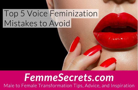 voicefeminization
