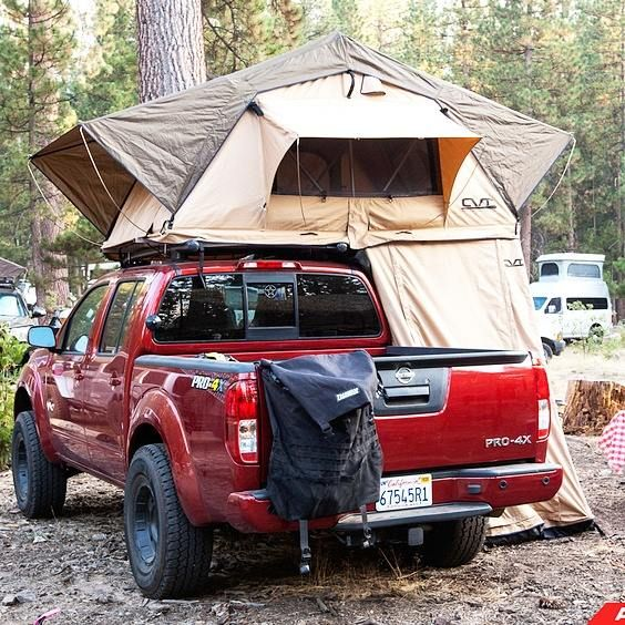 Cascade Vehicle Tent : Rooftop tents cascadia vehicle roof top toyota