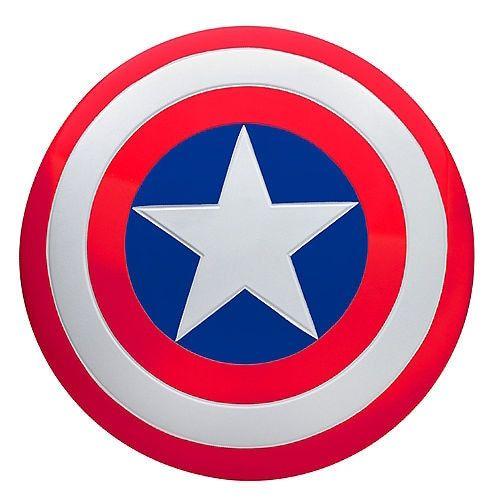 Captain America Shield 24in Captain America Captain America Shield Captain America Costume
