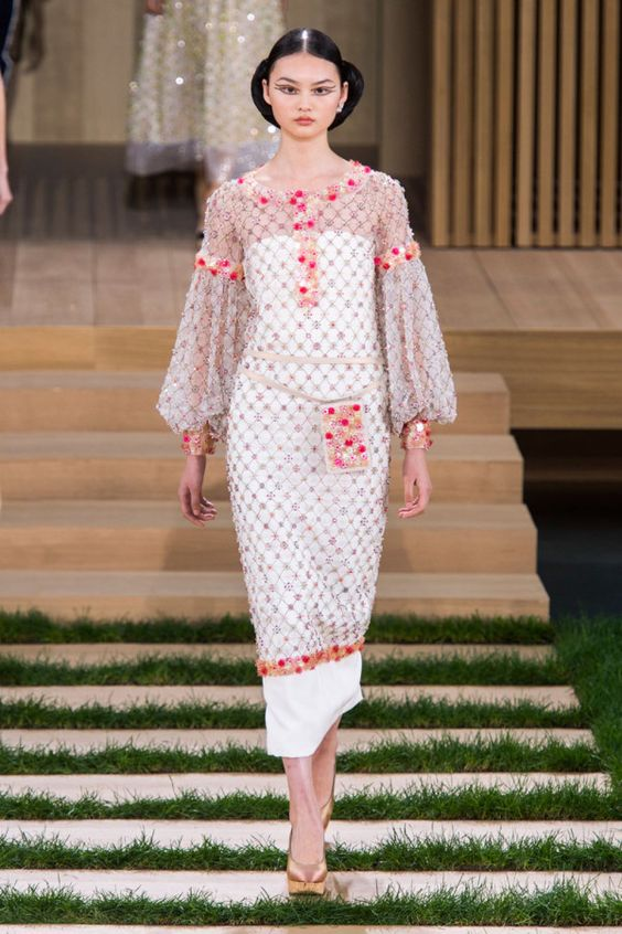 Chanel Couture Spring 2016: