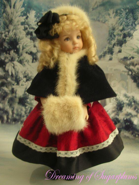 Scarlet Holiday ~ Little Darling