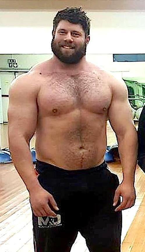Fuuuuudge Big Muscle Men Muscle Bear Men Beefy Men
