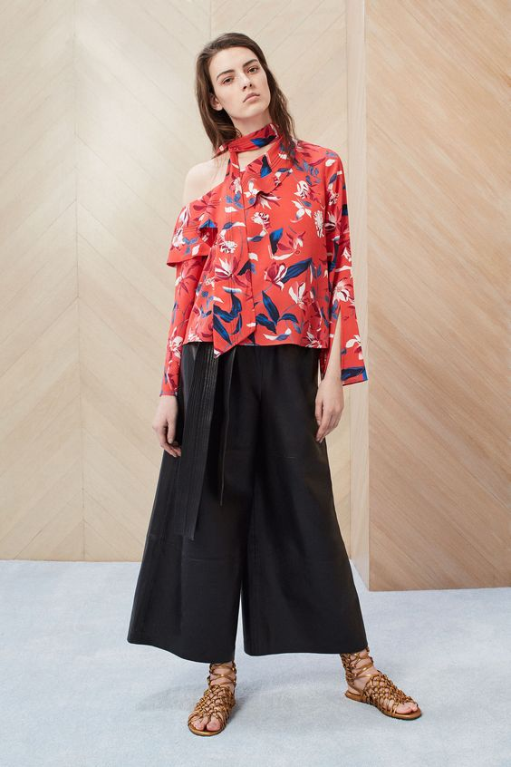 Tanya Taylor Resort 2018 Fashion Show Collection
