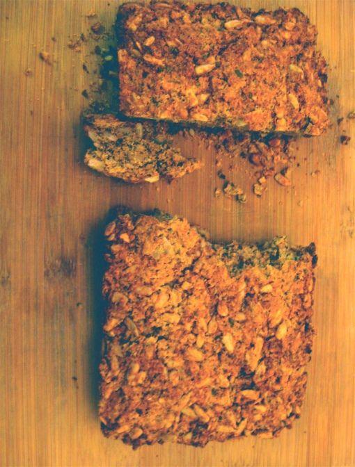 Grain-Free Sprouted Bean Bread (Vegan, Gluten-Free)