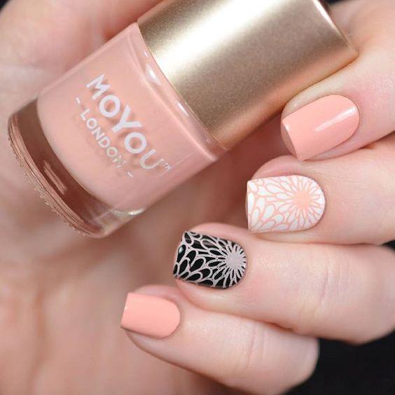 Stamping Polish, Stamping Nailart, Fingernails