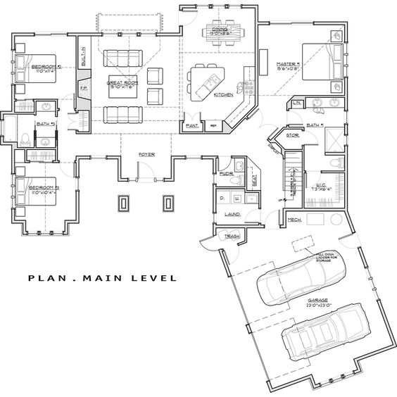 Classic craftsman style house plans