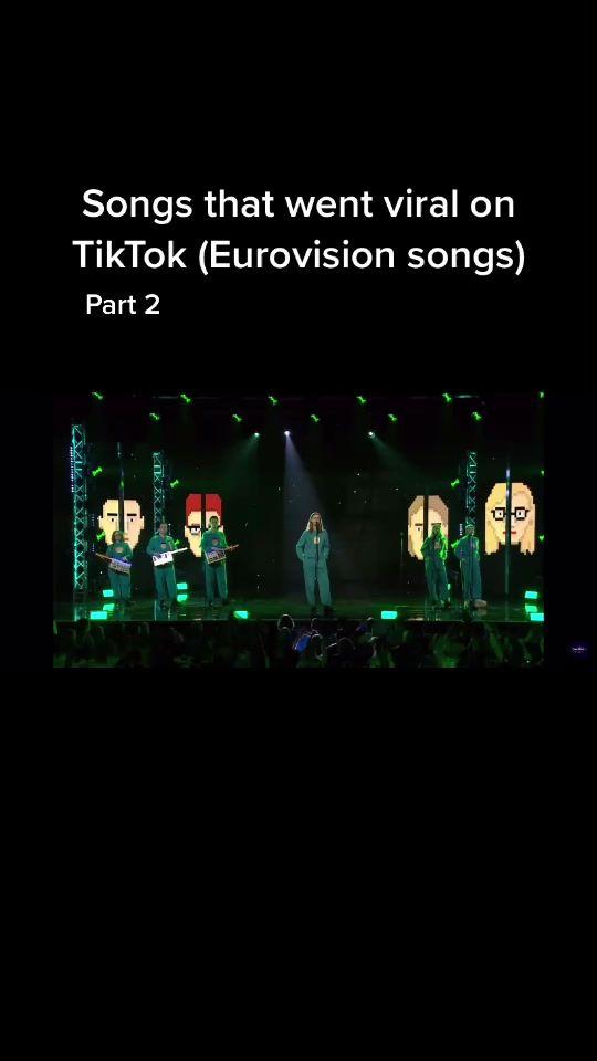 Iceland Hashtag Videos On Tiktok In 2021 Eurovision Songs Eurovision Songs