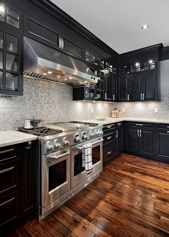 Cabinet Ideas For Kitchen - CLICK THE IMAGE for Many Kitchen Cabinet Ideas. 24587546 #kitchencabinets #kitchenorganization