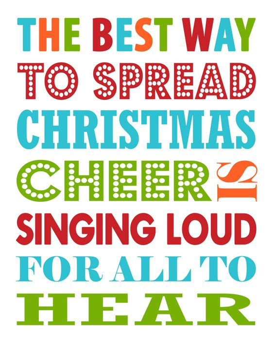 This holiday season, make it a point to add some Christmas cheer and share your sentiment with those you hold dear.